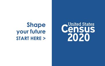 Shape your future! United States Census 2020