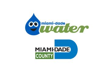 This image contains the Miami-Dade Water and Sewer Department logo.
