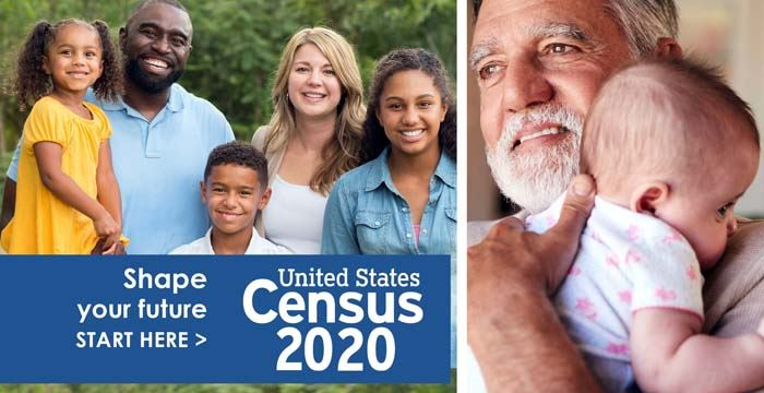 Shape your future. U.S. Census