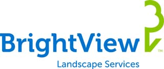 This image contains the logo for Brightview Landscaping.